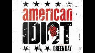 American Idiot Musical - Homecoming