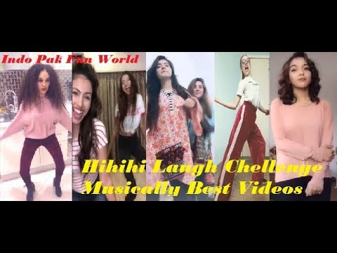 Pagal wali Videos|| hahahaha hohohoho hehehehe song||HaHaha Challenge Musically Videos June 2018||
