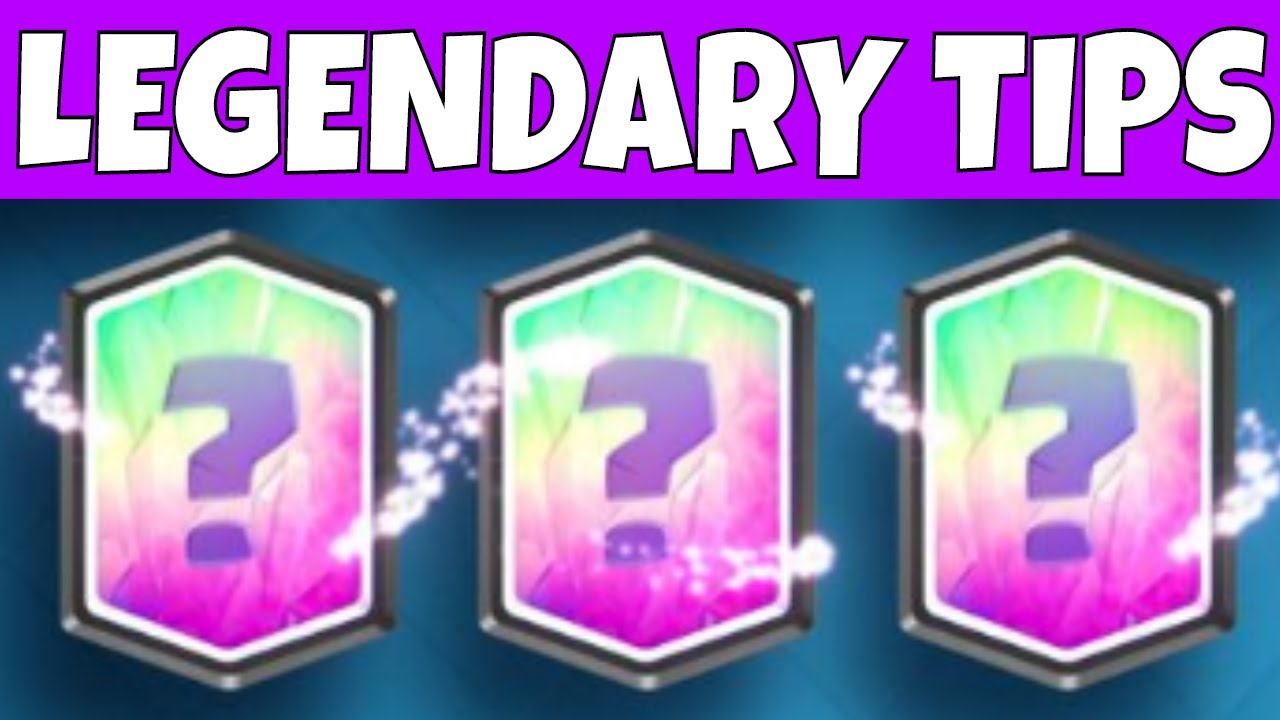 Clash Royale | HOW TO GET LEGENDARY CARDS | NO-BS GUIDE