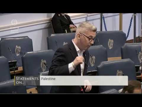 Government inaction on Palestine is shameful