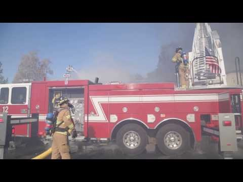 Anchorage Fire Department Radioactive Music Video AFD Anchorage Alaska