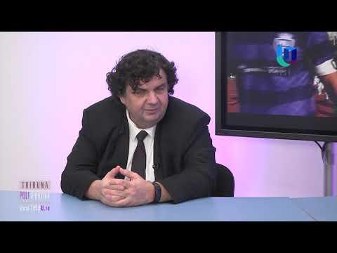 """TeleU: Florin Drăgan la """"Tribuna polisportivă"""""""