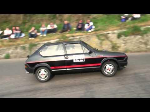 LAGO MONTEFIASCONE 2016 MARIO TACCHINI FIAT RITMO ABARTH 125 TC