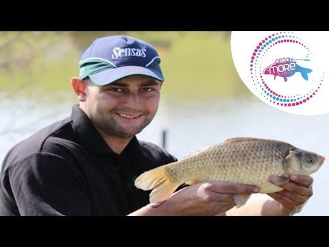 Matt Derry At Makins Fishery