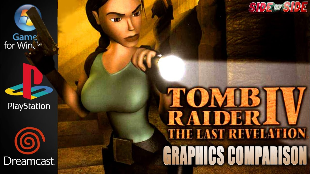 tomb raider the last revelation graphics comparison
