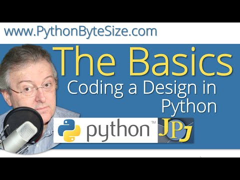 Coding a Design in Python