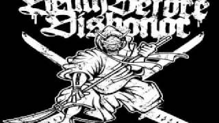 Death Before Dishonor - Behind Your Eyes