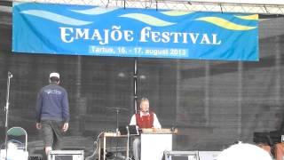 Kandlemees Sander Emajõe Festivalil