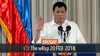 Duterte jokes: Why not make Philippines a province of China?
