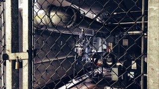 Recording an Industrial Machine Sound in a Parking Garage