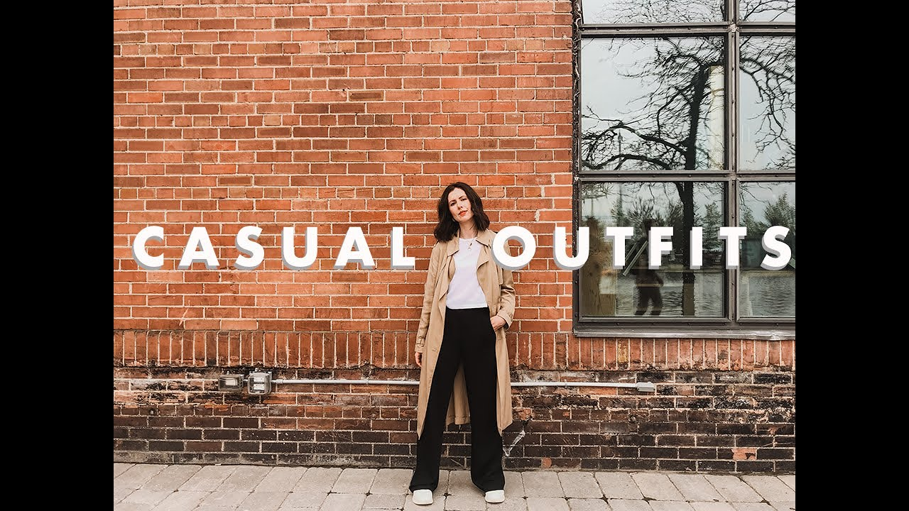 CASUAL OUTFITS   minimal summer outfit ideas lookbook 2019 7