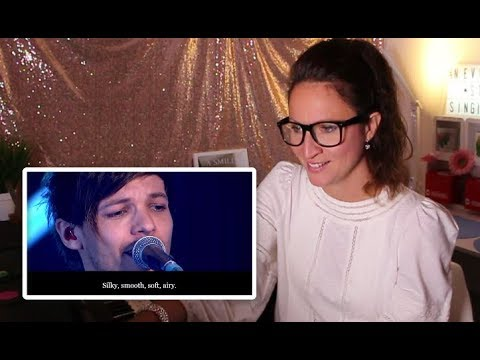 Vocal Coach REACTS to- WHY LOUIS TOMLINSON SLAYS