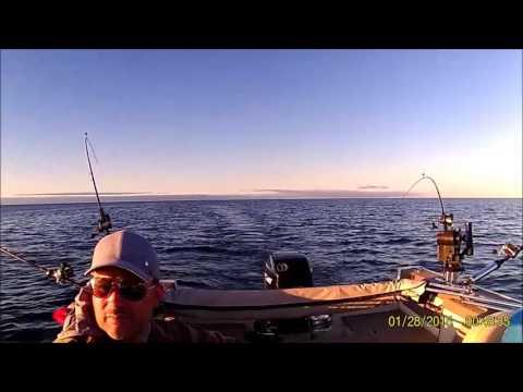 Lake Ontario Fishing at it's best