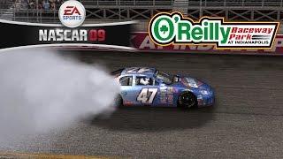 NASCAR 09 PS3 - O