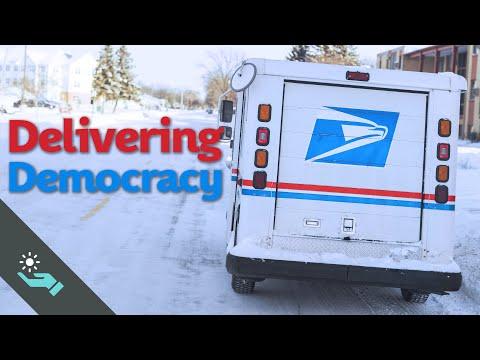 Delivering Our Democracy | US Postal Service