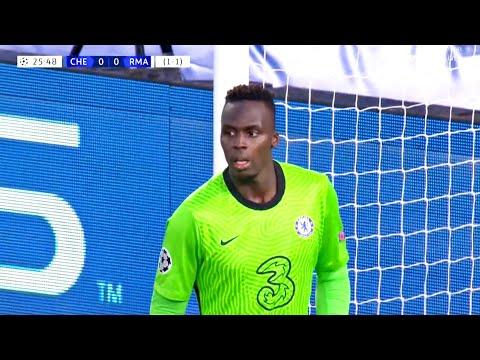 Edouard Mendy vs Real Madrid Highlights | Crazy Saves 🔥| Chelsea vs Real Madrid 2-0