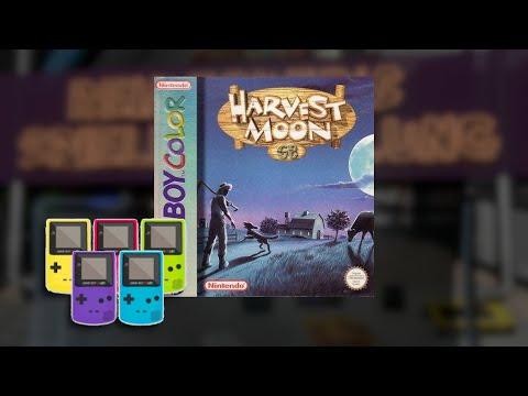 Gameplay : Harvest Moon [Gameboy Color]