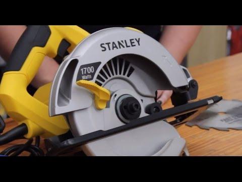 Stanley serra circular 714 stsc1718 youtube youtube premium greentooth Choice Image