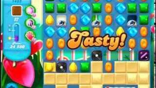Candy Crush Saga SODA Level 1485 CE