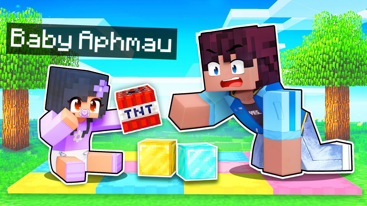 5 Baby PRANKS For Your Minecraft Friends!