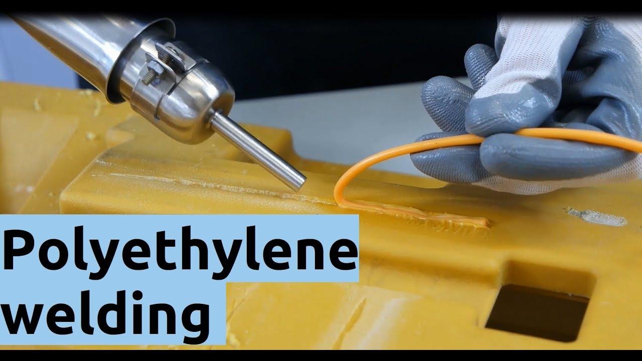 Polyethylene welding - How to Weld PE Plastic ?