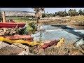 Abandoned Sea of Galilee Beach חוף צמח נטוש 2018