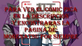 Comic Yiff Yaoi - Night Work Link En La Descripción