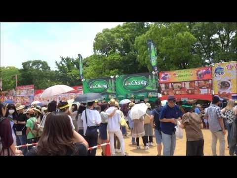 Thai festival 2017 Osaka