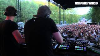 Pan Pot @ Awakenings Festival 2015 Day One