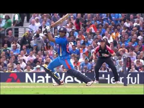 Ravindra Jadeja 78 * EXCELLENT BATTING * vs England 3rd ODI 2011 @ Oval