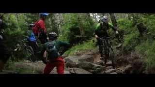 Szkolenie techniki jazdy rowerem górskim POMBA Karpacz