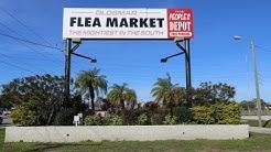 Życie w USA. Flea Market Oldsmar Florida