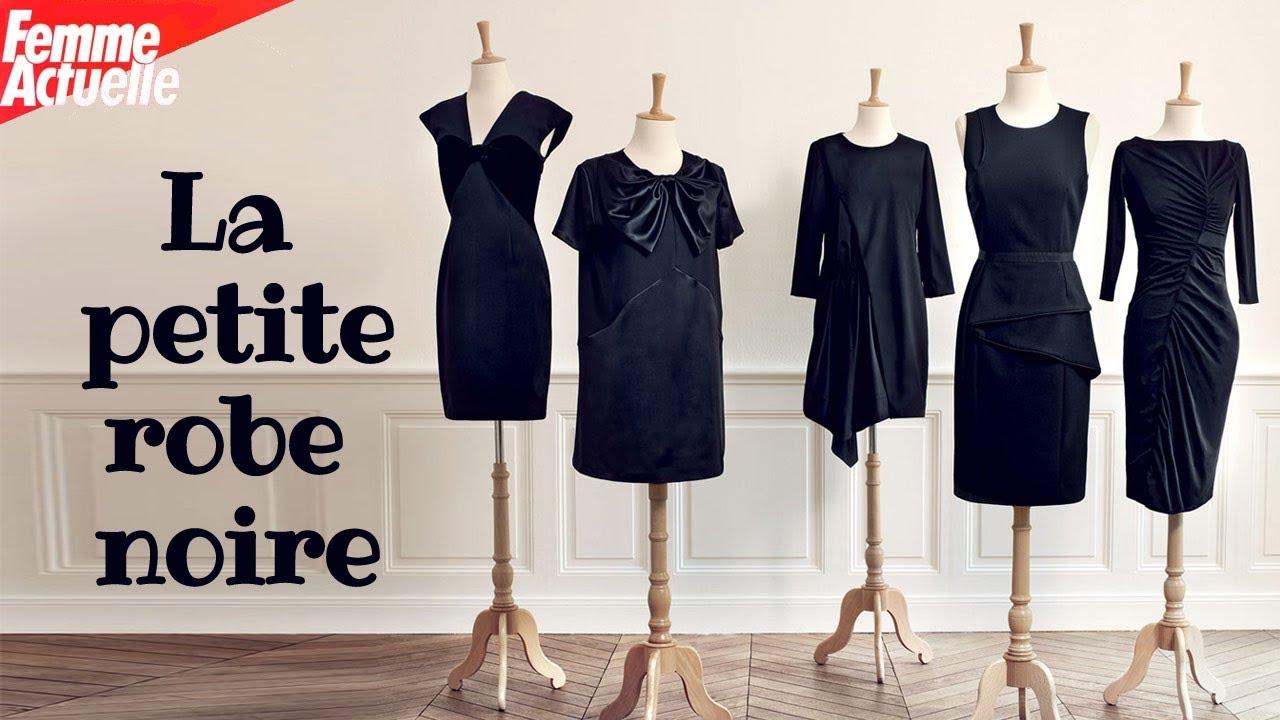Que porter avec une petite robe noire