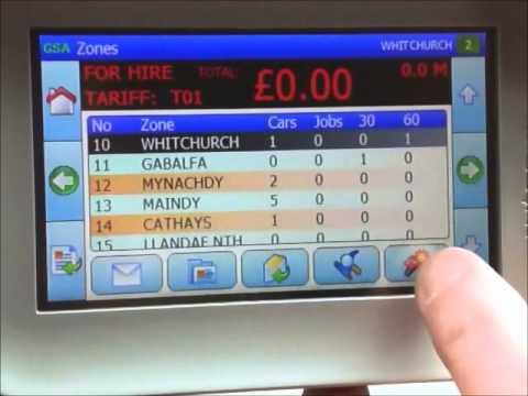 Dragon Taxis (Cardiff) Minos Instruction Film