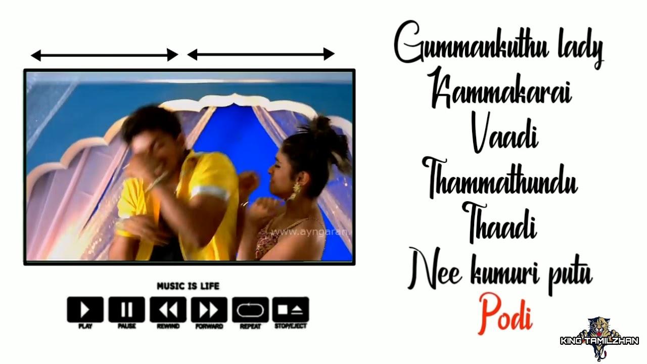Ada Ennatha Solvenungo Kuthu song status Tamil//Tamil ...