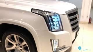 Cadillac Escalade 2016 г. 6.2 AT (409 л.с.) 4WD