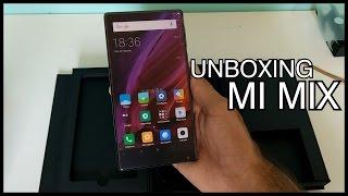 #Unboxing 08 - Xiaomi Mi Mix em Português do Brasil