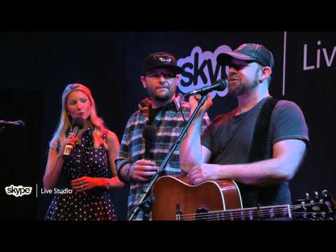 Kristian Bush - Interview (98.7 The Bull)
