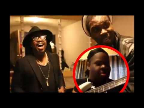 Anthony Hamilton(feat. Mista Muzik)-P.O.P Hold it Down. Mama, I Love Ya.