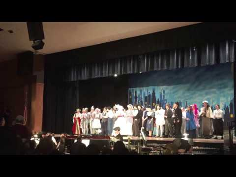 The Wantagh Middle School. Mary Poppins. Supercalifragilisticexpialidocious. 3/18/17