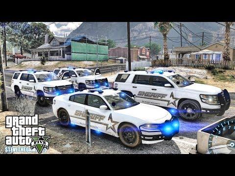 GTA 5 MODS LSPDFR 0 4 2 - EP 57 - PALETO BAY CHARGER PATROL!!! (GTA