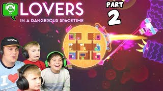Lovers In a Dangerous Spacetime Part 2 with HobbyFamily