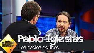 El contunden mensaje de Pablo Iglesias: