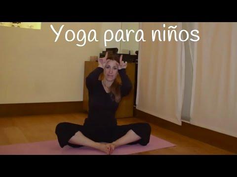 Aprended las posturas básicas de Yoga