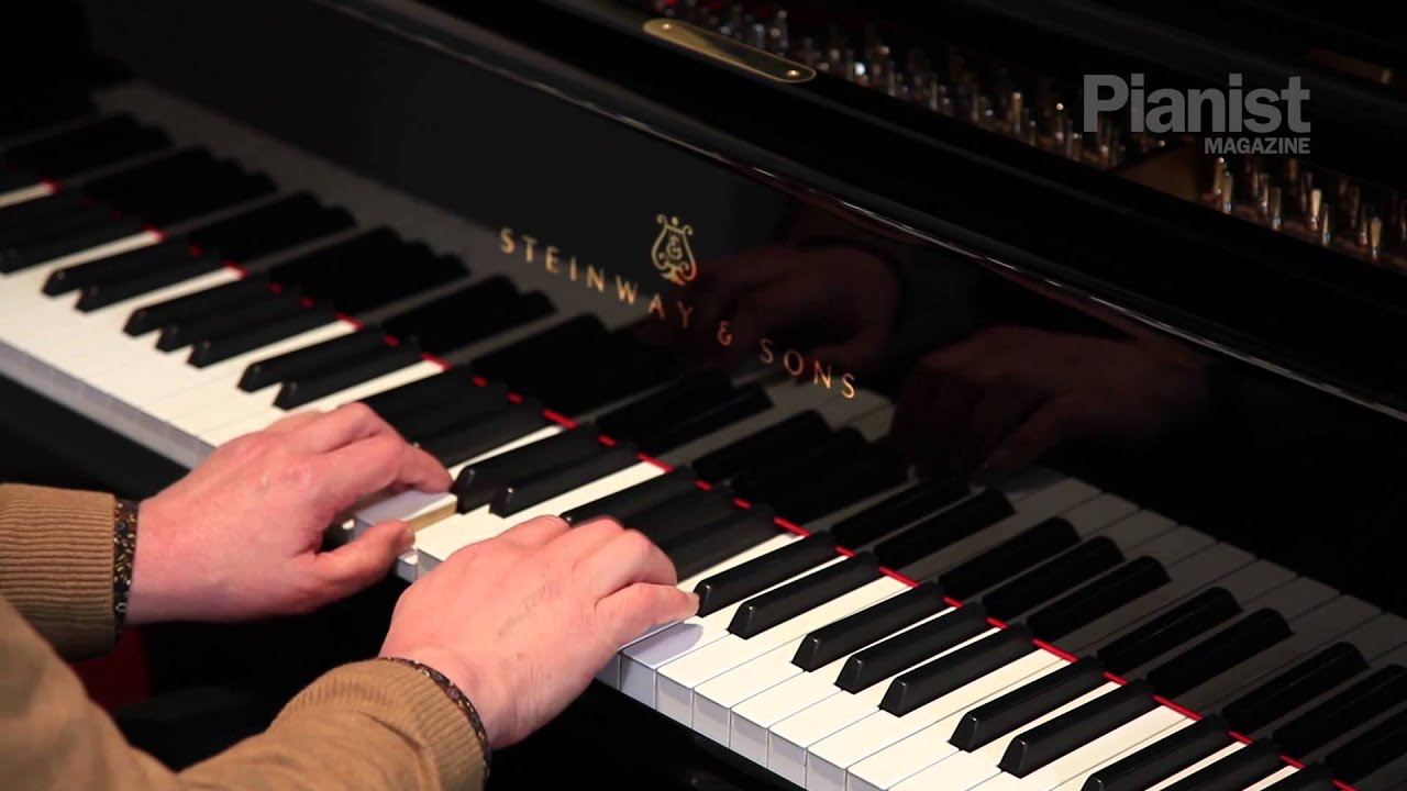 Piano Masterclass on Practising Correctly, Part 1