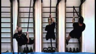 Functional Training with Gladiator Wall® -Suples Training Systems Demonstration!