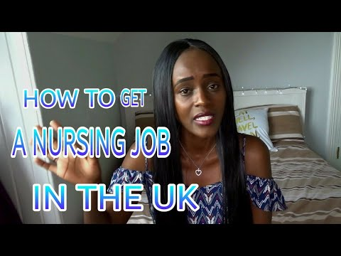 HOW TO GET A NURSING JOB IN UK || NMC REGISTRATION PROCESS || MY EXPERIENCE || NICY WANGUI