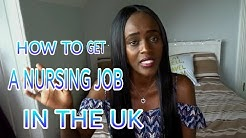 HOW TO GET A NURSING JOB IN UK || NMC REGISTRATION PROCESS || MY EXPERIENCE