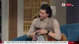 واحد من الناس - عازف الأورج عبد السلام قبل ما يعزف أورج كان بيطبل على أي حاجة