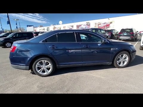 2016 Ford Taurus Reno, Carson City, Northern Nevada, Sacramento, Roseville, NV GG119283A